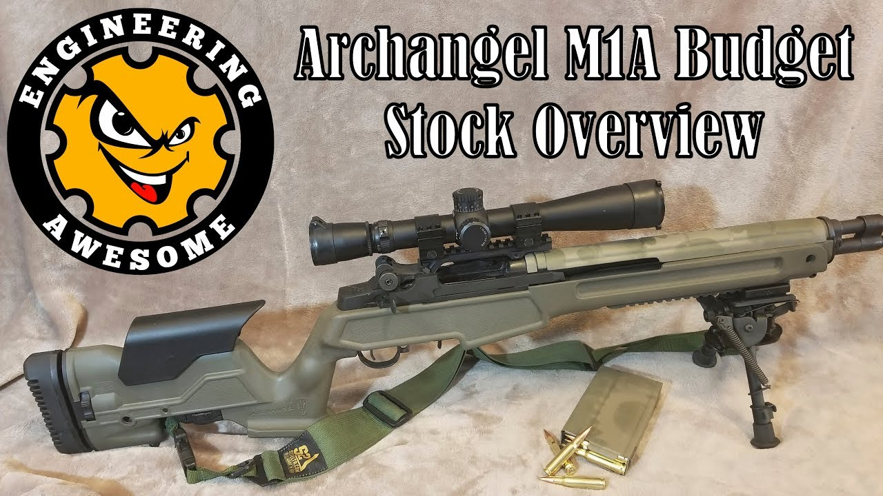 M1A Archangel Budget Stock Overview