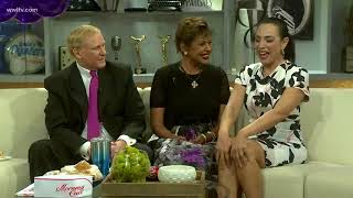 Michelle Miller returns to WWLTV to share her favorite Sally-Ann story