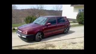 Golf 3 1,9 TDI Tuning