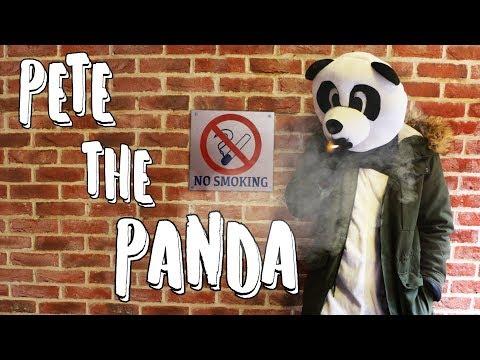 Pete The Panda - Short Comedy Film (A Mockumentary)
