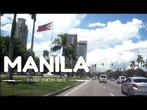 Business Venture Turned Manila Tour | Philippines | Vlog 12