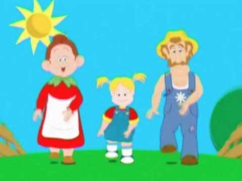 Le fermier dans son pr youtube for Dans youtube