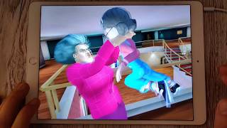 Scary Teacher 3D Tani On A Free The Cat Mission