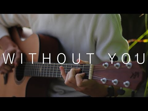 Without You - Avicii ft. Sandro Cavazza (Fingerstyle Guitar Cover by Vadim Kobal)