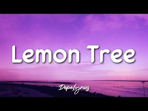 Lemon Tree - Fools Garden (Lyrics) 🎵