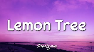 Download Lemon Tree - Fools Garden (Lyrics) 🎵