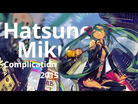 Vocaloid Compilation Hatsune Miku 2015