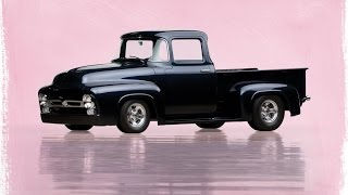 1956 Ford F-100 Hot Rod 600 bhp, 427 SOHC Ford V-8 for sale - RM Sotheby´s