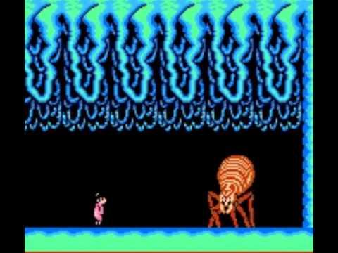 Weird Video Games Monster Party Famicom Nintendo