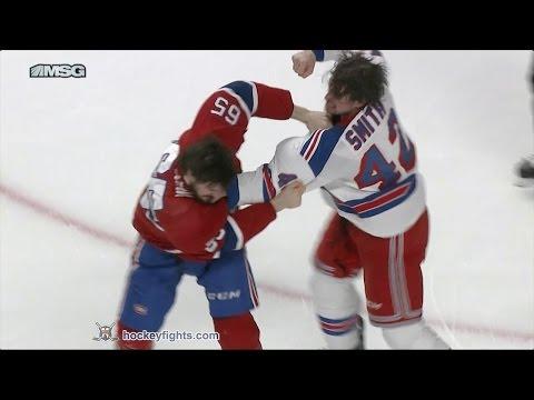 Brendan Smith vs Andrew Shaw Apr 20, 2017