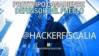 Prototipo Canadiense del Defensor del Pueblo -  Defendiendo Derechos Humanos - llenando los vacios