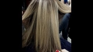 Брондирование волос(Подписывайтесь на мой канал: https://www.youtube.com/user/sniganka музыка http://audionautix.com., 2014-04-06T18:40:18.000Z)