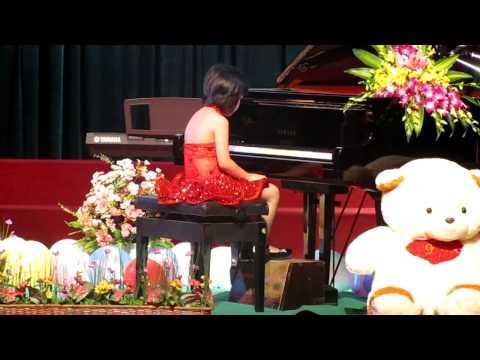 LỚP HỌC ĐÀN PIANO HIỆU QUẢ TẠI HA NÔI Giai nhi Fetival PIANO 2011 ĐT 0946836968