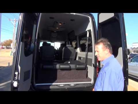 2012 Mercedes Benz Sprinter Passenger Van Must See To Believe Must