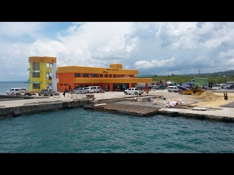 Philippines Tourism Port Of Dumangas And My Roro Ferr