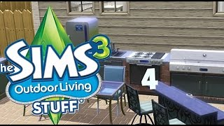 """The Sims 3 Outdoor Living Stuff   [4]  """"Learning, New Job, and School"""""""