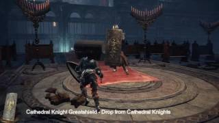 Dark Souls 3 All Shields Locations [Updated]