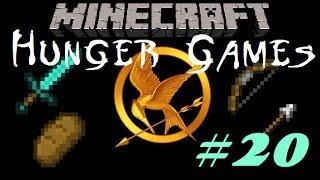 Minecraft Hunger Games Bölüm #20 - Tuzağa Bile Bile Giren Atınç