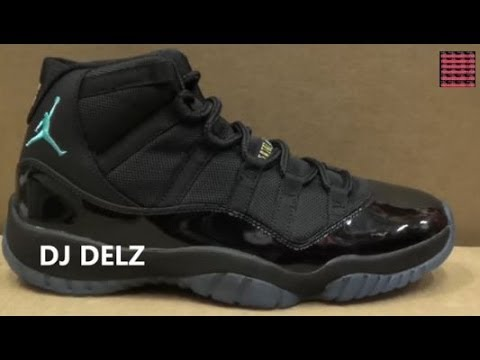 reputable site 169da a88a4 Air Jordan 11 Gamma Blue XI Sneaker Detailed Review Legit Check W   DjDelz  Dj Delz - YouTube