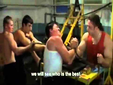 Alexey Voevoda Master Pancho/ArmWrestling Terkuat Di Dunia