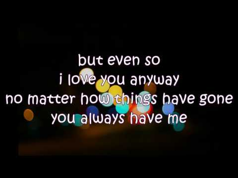Mocca - I Love You Anyway