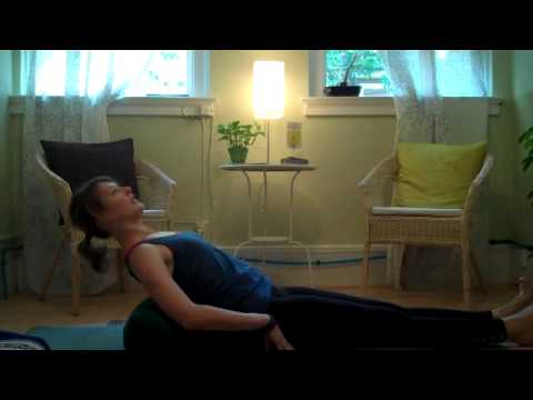 restorative yoga for the spine  youtube