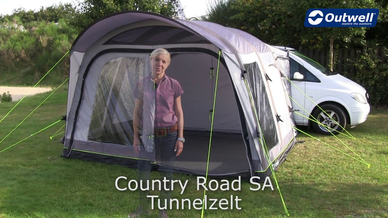 outwell country road sa de innovative family camping. Black Bedroom Furniture Sets. Home Design Ideas