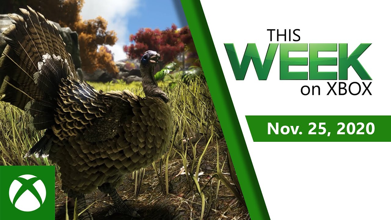 Xbox Black Friday Roundup, Holiday Game Events, and Updates | This Week on Xbox