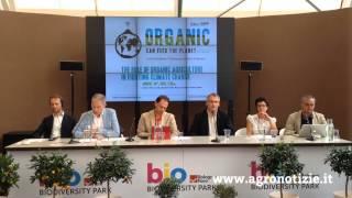 Agricoltura biologica, un'alleata contro i cambiamenti climatici