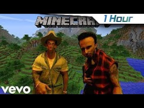 [1 Hour] Despacito 3 (Official Minecraft Video)