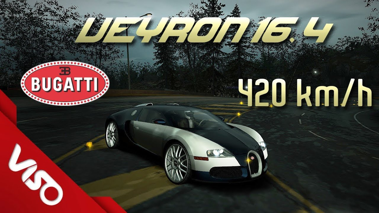 need for speed world bugatti veyron 16 4 420 km h 99 full ultra youtube. Black Bedroom Furniture Sets. Home Design Ideas