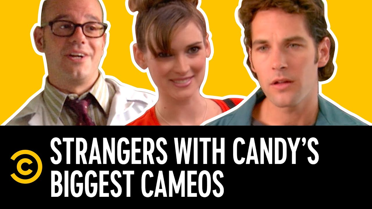 Download Winona Ryder, Paul Rudd & More of Strangers with Candy's Best Celebrity Guests