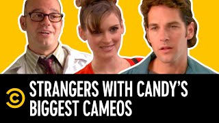 Winona Ryder, Paul Rudd & More of Strangers with Candy's Best Celebrity Guests