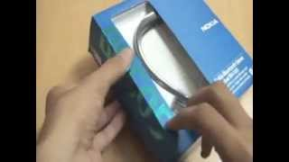 Un boxing Of Nokia BH-505 Stereo Bluetooth Headset