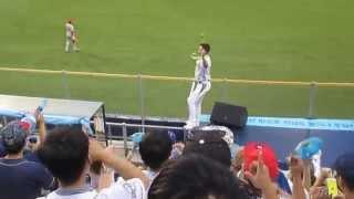 NCダイノス ナ・ソンボム(나성범)選手応援歌