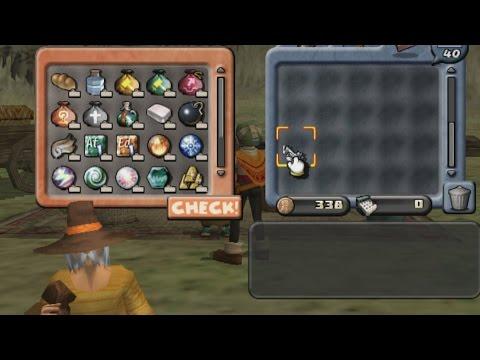 Dark Cloud - Broken Dagger Glitch (PS4 1080p)