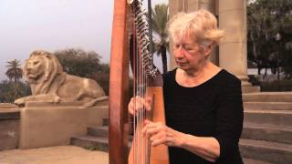 AHS NOLA presents: Sue Richards - harpist, teacher and composer