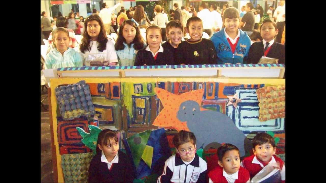 Taller de artes proyecto mural con material reciclado for Concepto de periodico mural