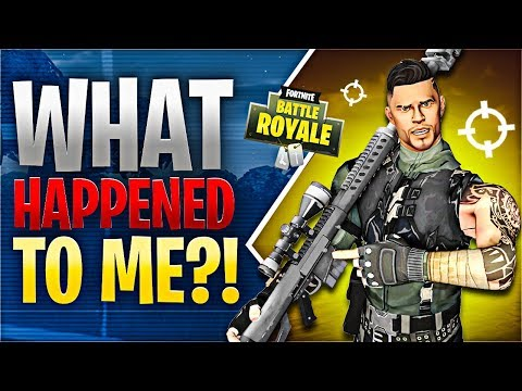 WHAT HAPPENED TO ME? Feat Sypher PK