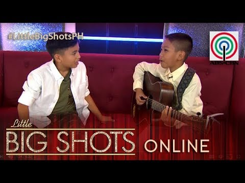 Little Big Shots Philippines Online: Rock | Acoustic Singer