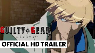 GUILTY GEAR STRIVE Game Modes Trailer