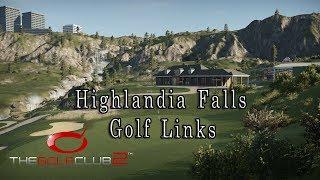 The Golf Club 2 - Highlandia falls Golf Links