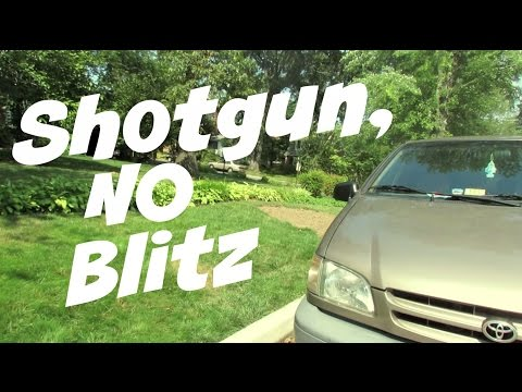 Shotgun, No Blitz