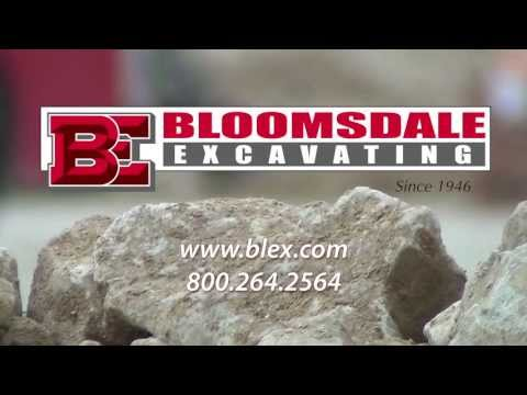 History of Bloomsdale Excavating