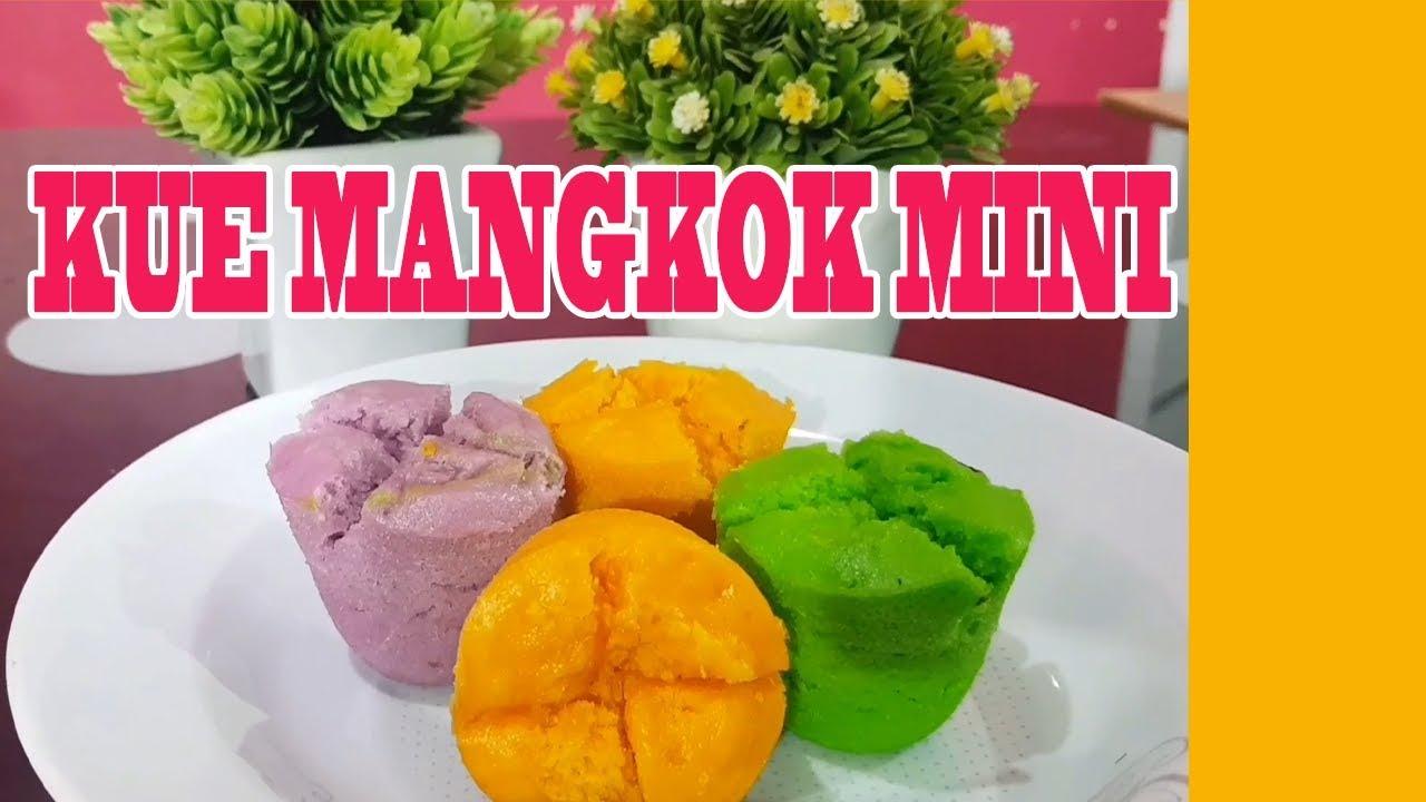 Resep Kue Mangkok Mini