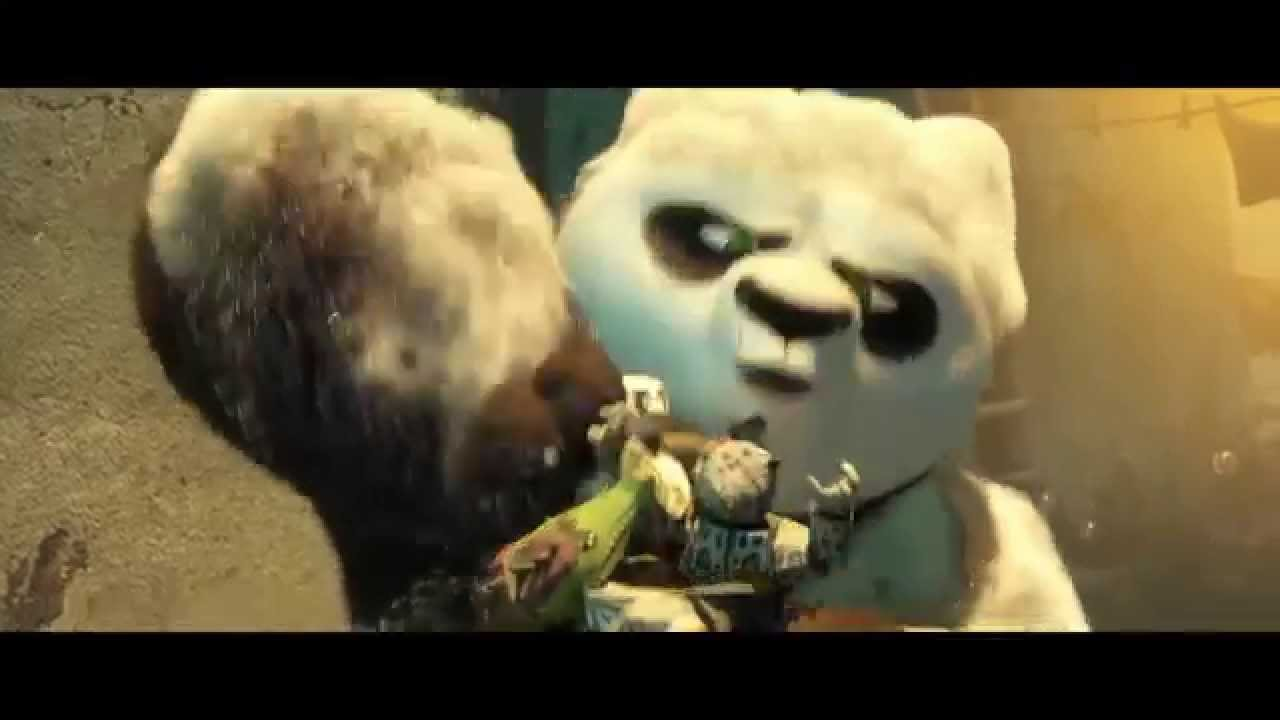 """Phim Hoạt Hình Hay """"Kungfu Panda 3"""" Trailer Chính Thức"""