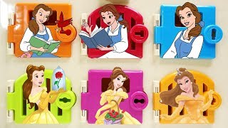 BELLE Trapped Doors Disney Beauty and the Beast Princess Surprises