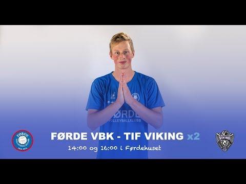 (H) Førde - Viking | Mizunoligaen!