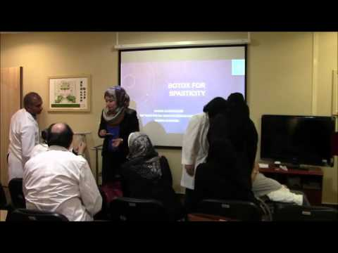 Dubai Botox Training Workshop with live injection by Dr Hamza Alsayouf