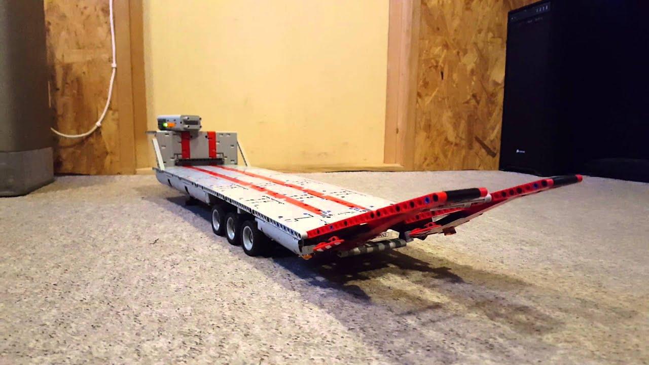 Lego-Technic Tieflader 2 Funktionen RC